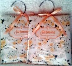 2 x Jasmine Wardrobe Scented Sachets for Wardro... - $3.48