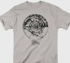 Dark Crystal Symbol T-shirt 80s movie retro style 100% grey cotton tee DK140 image 1