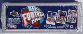 1991 Upper Deck complete factory football set [Misc.] - $17.26