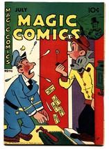 Magic Comics #96 comic book 1947- Lone Ranger- Mandrake- Popeye Golden Age - $39.09