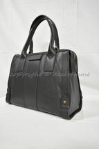 NWT! Fossil Leather Gwen Satchel Handbag in Black MSRP $248 - $169.00