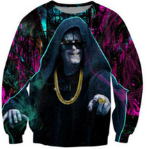 Emperor's Mixtape Crewneck Sweatshirt Emperor Palpatine the Star Wars  - $29.90
