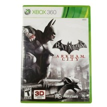 Microsoft Xbox 360 Batman: Arkham City Video Game (Complete, 2011) - $14.50