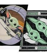 Disney Star Wars Mandalorian Bandana Set of 2 The Child Pod & The Child ... - $22.95