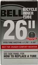 """New Bell Sports 26"""" Universal Inner Tube 7064266  *~* FAST FREE SHIPPING ! *~* - $7.80"""