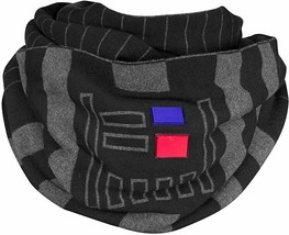 Musterbrand BLACK Star Wars Unisex Loop Scarf Darth Vader, US ONE - $39.41