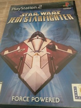 Sony PS2 Star Wars: Jedi Starfighter image 1