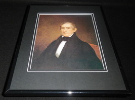 President William Henry Harrison Framed 11x14 Photo Display - $34.64