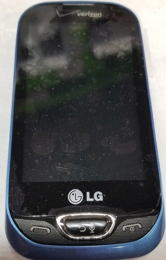LG Extravert 2 VN280 (Verizon Wireless or Page Plus)QWERTY Slider Cell Phone RB