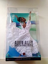 Alvin Ailey American Dance Theater Barbie Collection Pink Label NEW - $173.25