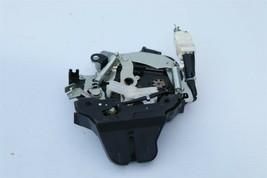 07-12 Lexus LS460 LS460hL Trunk Power Lock Latch Actuator & Motor