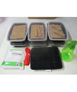 KISponic Gardening Company/Super Greens microgreen grow kit 6PAK - $49.95