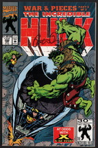 Incredible Hulk #392 SIGNED by Peter David / Marvel Comics Dale Keown Co... - $19.79