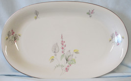 "Winterling Bavaria Barbel 13"" Oval Platter - $38.50"