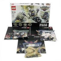 LEGO Master Builder Academy Invention Designer - Kits 10-12 #20215 100% ... - $97.99
