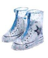 Black Temptation Rain Shoe Cover Non-Slip Wear Shoe Cover Waterproof [Mu... - $13.97