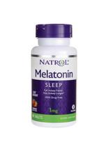 Natrol Melatonin Fast Dissolve Sleep Aid 1mg Strawberry 90 Tablets - $9.95