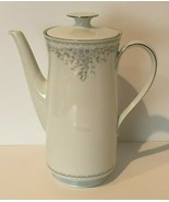Johann Haviland Royal Lace Pattern Coffee Pot with Lid Bavaria Germany  - $99.99