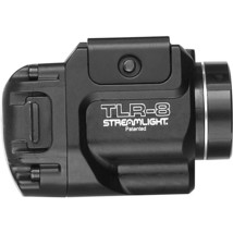Streamlight TLR-8 Tactical Weapon Light/laser 500 Lumens Black Finish 69410 - $282.00