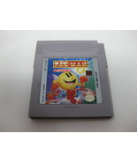 Pac Man GREY (Nintendo Gameboy GB) Cart Only GREAT Shape Game Boy - $9.49