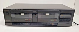 Technics Stereo Double Cassette Deck RS-T18...Tested image 1