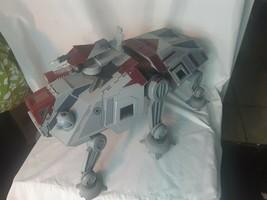 Star Wars The Clone Wars AT-TE Walker - MISSING FOOT + MISSLES - PLEASE ... - $237.55