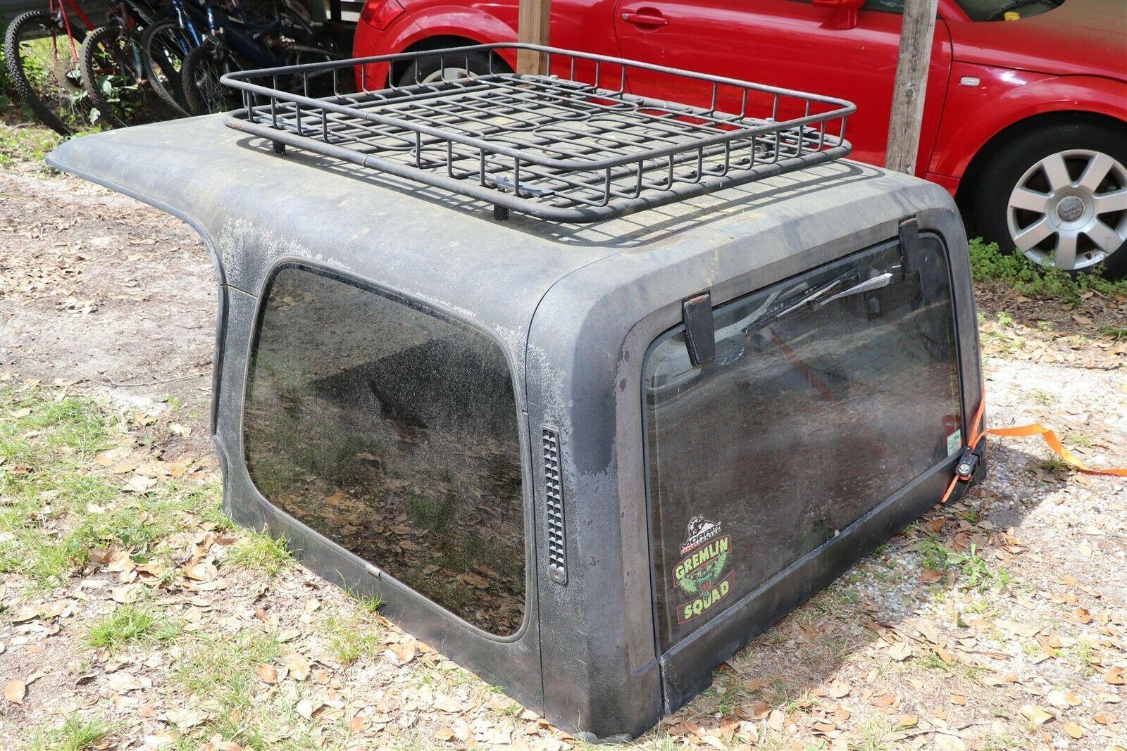 **NO SHIPPING** 86-95 Jeep Wrangler YJ Removable HardTop W/ Free L&R Half Doors