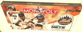 2008 Vintage USAopoly MLB New York Mets Baseball Monopoly New - $94.05