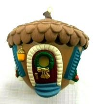 Hallmark Keepsake Ornament New Home 1994 Acorn Squirrel EUC with Box - $6.92