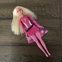 Barbie Princess Power Superhero Doll Pink  - $16.83