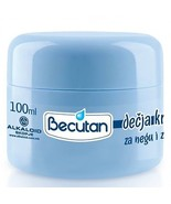 Becutan baby sensitive cream blue 100ml big - $12.96