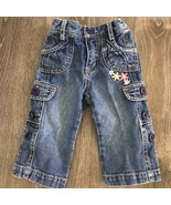 Greendog Cropped Jeans Size 12 months - $10.99