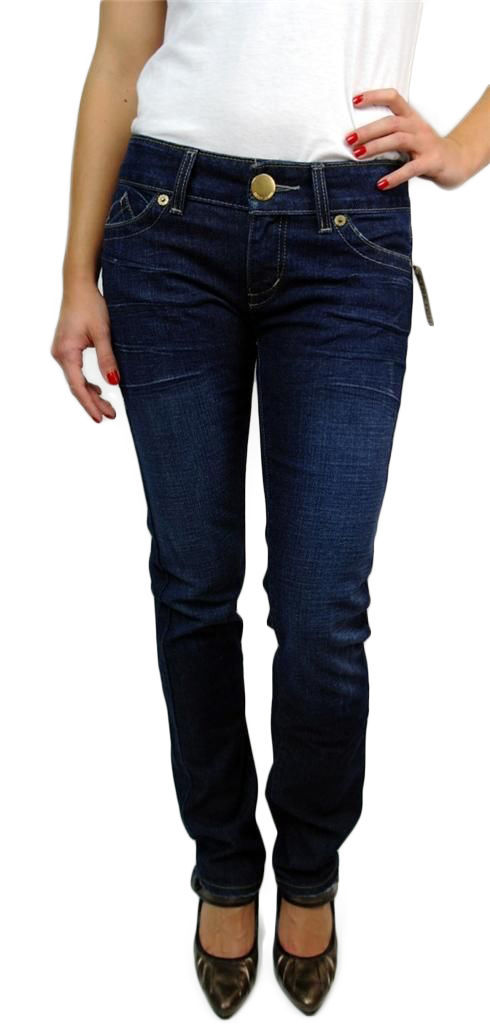 NEW DKNY WOMEN'S PREMIUM DENIM SKINNY LOW RISE STRETCH JEANS JUNIORS size 3R