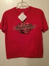 St Louis Cardinals Boys Tee.   Size M.  NWT - $4.99