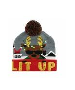 Fashion Christmas Beanie (Lit Up) - $15.99