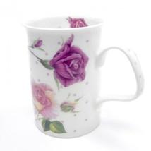 "Roy Kirkham ""Rose de Temp"" Lancaster Fine Bone China Mug MADE IN ENGLAND... - $29.90"