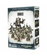 Start Collecting! Orks, Warhammer 40,000, 40k, Games Workshop - $69.02