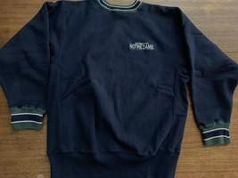 Champion Notre Dame Irish Sweatshirt sz L ND REVERSE WEAVE Green USA Exc 80-90s image 2
