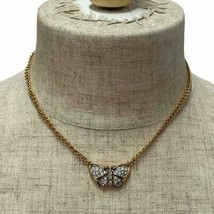 Swarovski Necklace Pendant Butterfly /6.3 - $128.91