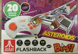 Atari Flashback Vol. 2 BLAST! HDMI connect 20 built in games ft.Asteroids L106 - $12.86