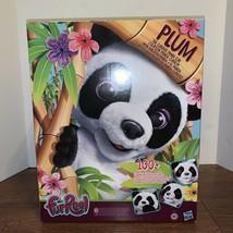FurReal Plum, The Curious Panda Bear Cub Interactive Plush Toy NIB BEST PRICE! - $51.39