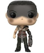 Funko Pop! Movies: Mad Max Fury Road Furiosa (Styles May Vary) Collectible Figur - $7.97