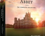Downton Abbey:The Complete Series Collection (DVD, 22-Disc Set, Seasons 1-6) NEW