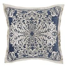 Croscill Madrena Decorative Pillow Square Pillow Deep Teal - $47.38