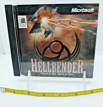 Hellbender Game PC 1996 Microsoft CD Free shipping - $20.05 CAD