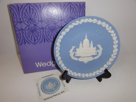 Wedgwood Jasperware Xmas Collection 1972 St. Paul's Cathedral (1969-74 s... - $34.25