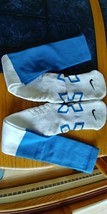 Nike NFL Game Socks Detroit Lions Size XXL Mens or Teen Boys NEW Blue & ... - $20.00