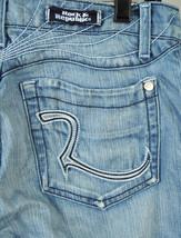 Rock & Republic Winger Oxygen Blue Jeans 27 USA Womens - $34.56