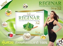 2 REGINAR x2 Dietary Supplements lose weight Natural For people reduce hard A+ - $75.59