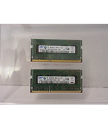 SO-DIMM Laptop RAM module 2 x 2GB (4GB total) - $25.00